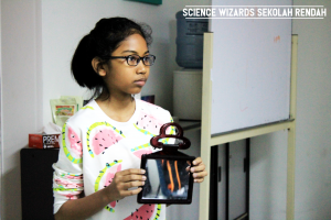 science wizards sekolah rendah