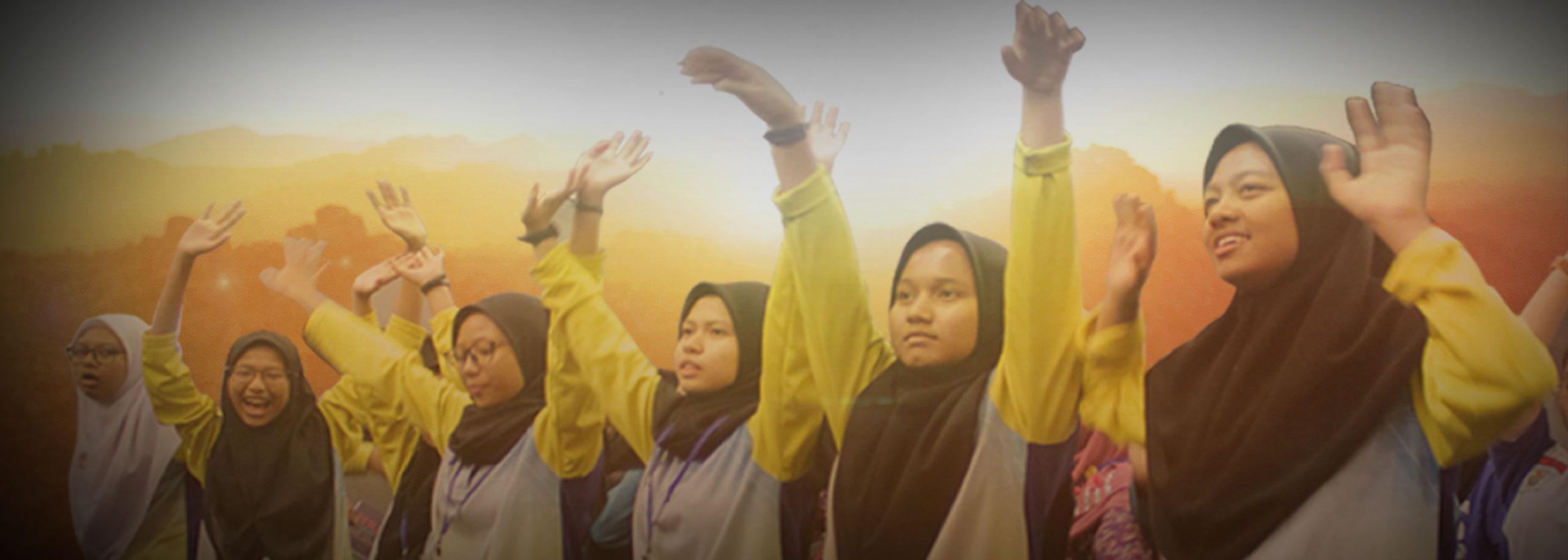 holistic youth camp