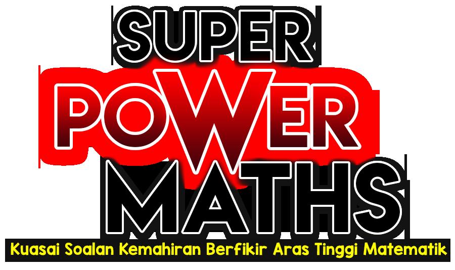 Super Power Maths