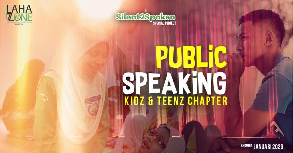 Public Speaking Silent2Spoken